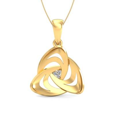 Kashika Diamond Pendant