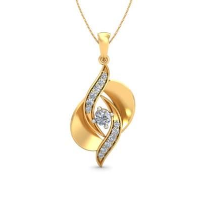 Alexandra Diamond Pendant