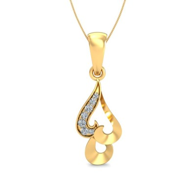 Analia Diamond Pendant