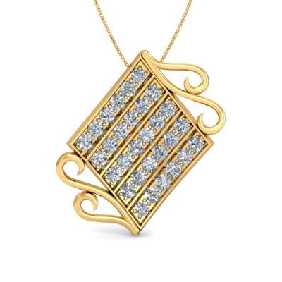 Zaylee Diamond Pendant