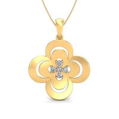 Royce Diamond Pendant