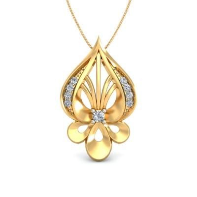 Nimah Diamond Pendant