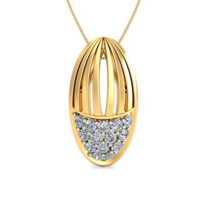 Mireya Diamond Pendant
