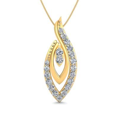 Grecia Diamond Pendant