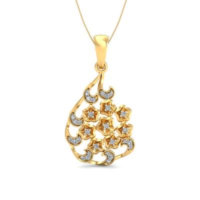 Ada Diamond Pendant