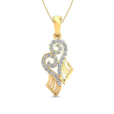 Lara Diamond Pendant
