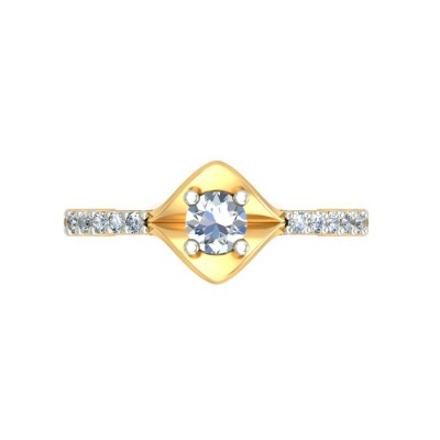 Jivanta Diamond Ring