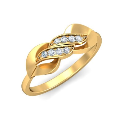 Oliver Diamond Ring