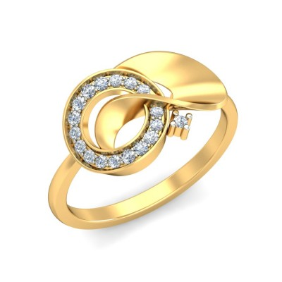 Leonor Diamond Ring
