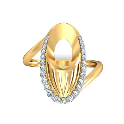 Isa Diamond Ring