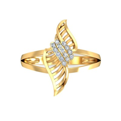 Nora Diamond Ring