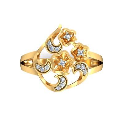 Ada Diamond Ring
