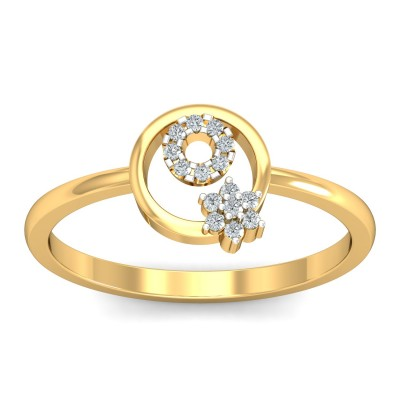 Spears Diamond Ring