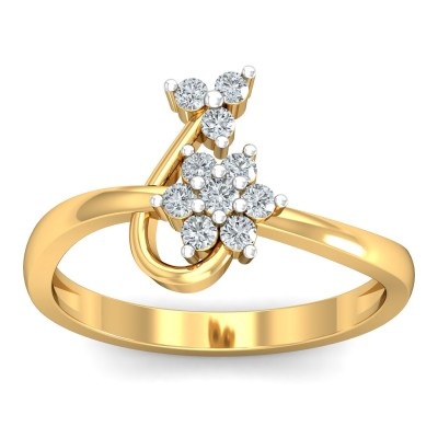 Briar Rose Diamond Ring