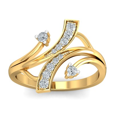 Boheme Diamond Ring