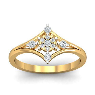 Cachet Diamond Ring