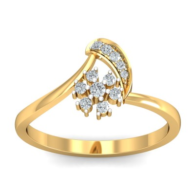 Cadenza Diamond Ring