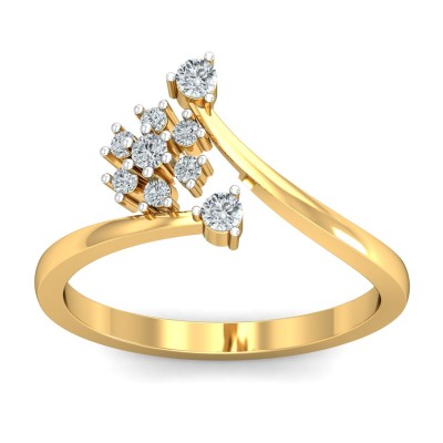 Calvina Diamond Ring