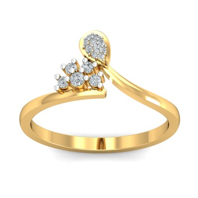 Campbell Diamond Ring