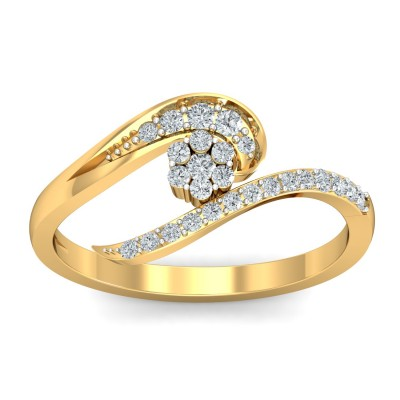 Corliss Diamond Ring