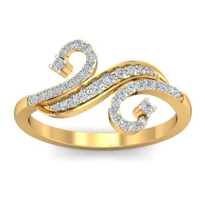 Corsica Diamond Ring