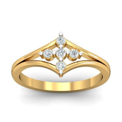 Dacrius Diamond Ring