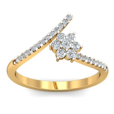 Cypress Diamond Ring