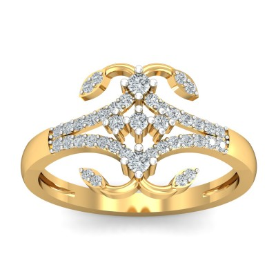 Cuba Diamond Ring