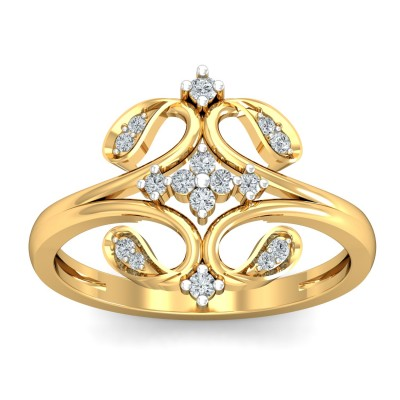 Cristina Diamond Ring