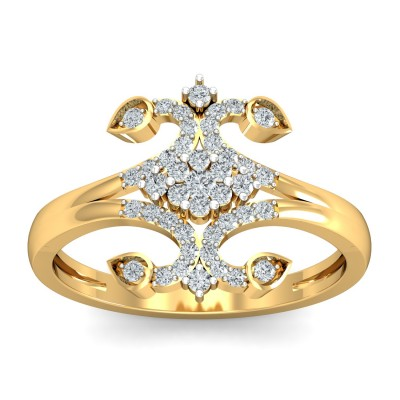 Clea Diamond Ring