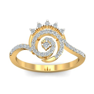Cantata Diamond Ring