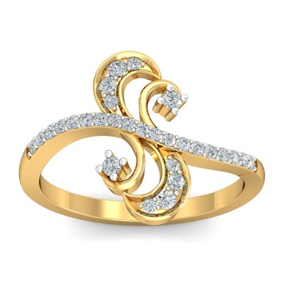 Cadence Diamond Ring