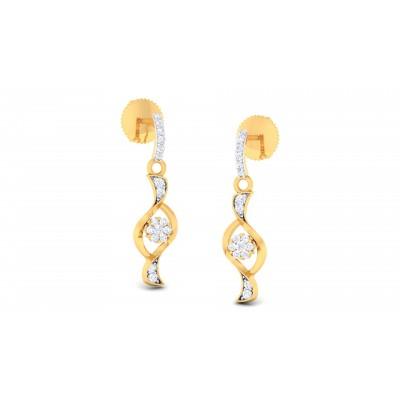 Rachelce  Diamond Earring