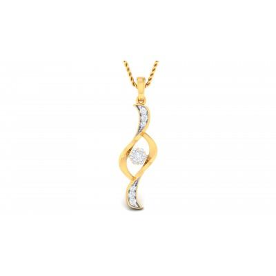 Rachelce  Diamond Pendant
