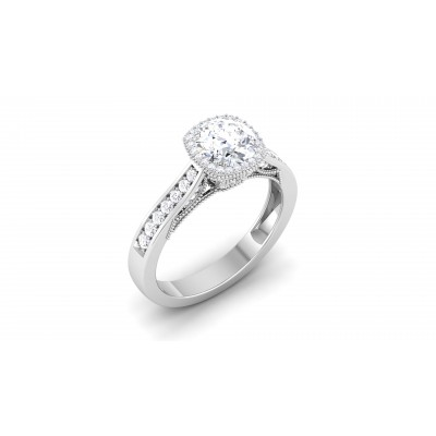 Fronia Diamond Ring