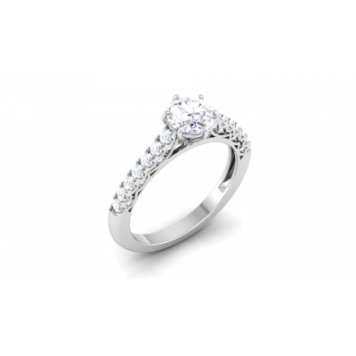 Florynce Diamond Ring
