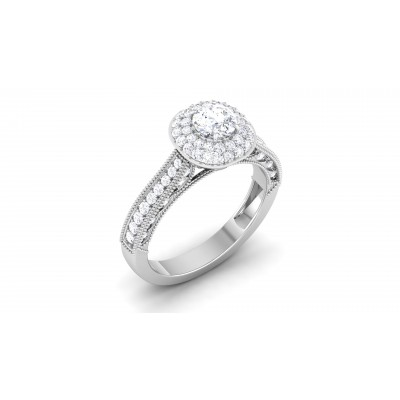 Florry Diamond Ring