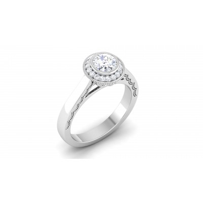 Finella Diamond Ring