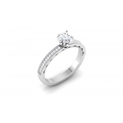 Frauke Diamond Ring