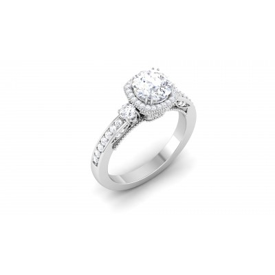 Fyllis Diamond Ring
