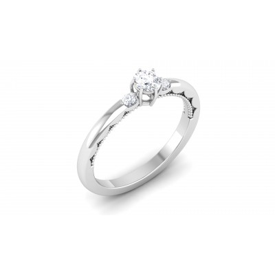 Gabriela Diamond Ring