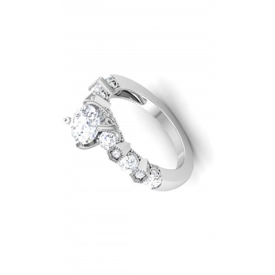 Geneva Diamond Ring