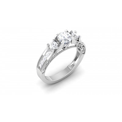 Gavyn Diamond Ring