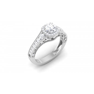 Gauri Diamond Rings