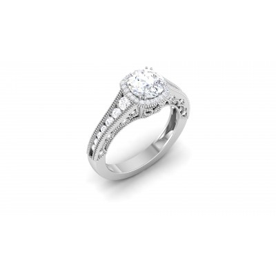 Ginnie Diamond Ring