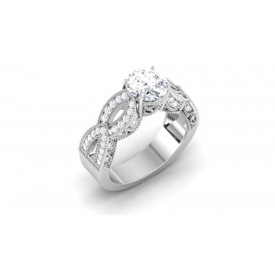 Gerrica Diamond Ring