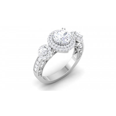 Glenis Diamond Ring