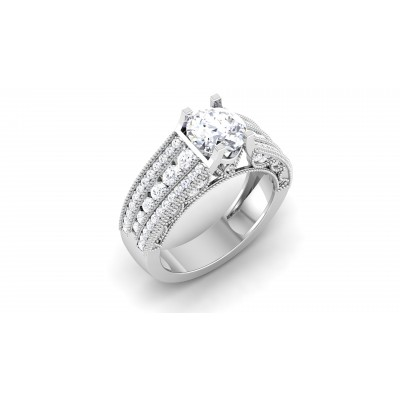Gita Diamond Ring