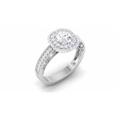 Gretel Diamond Ring