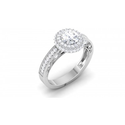 Gitika Diamond Ring